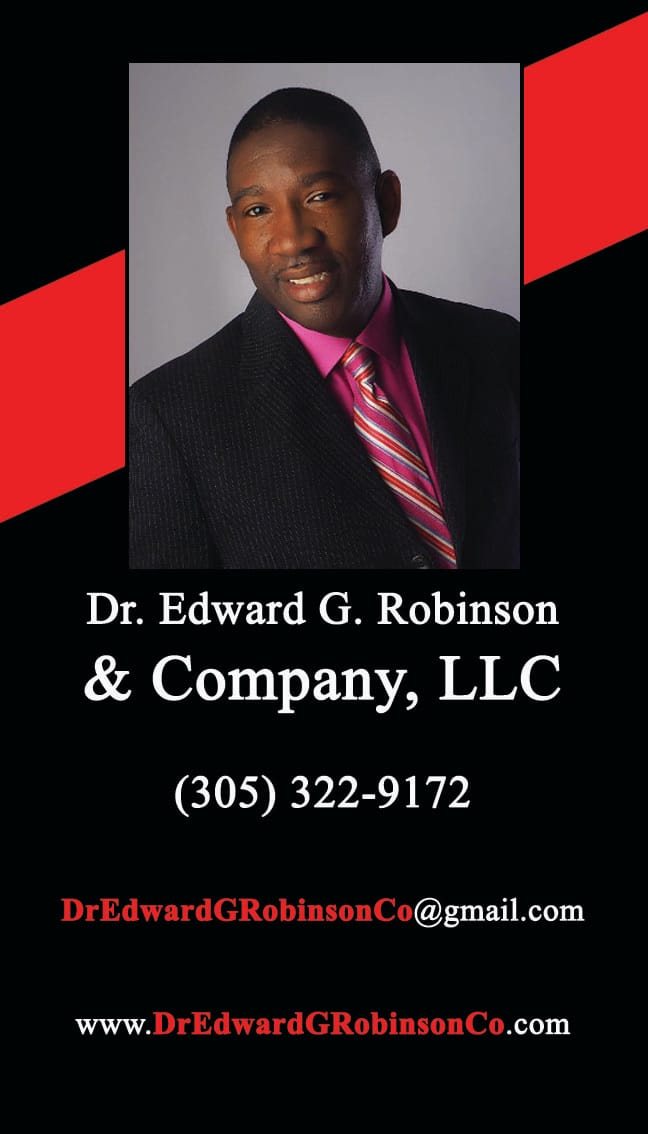 Dr. Edward G. Robinson
